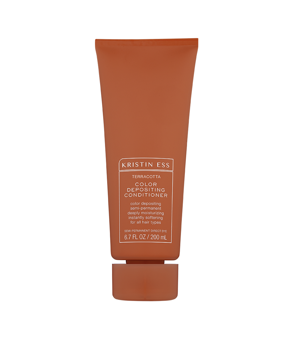 Color Depositing Conditioner - Terracotta