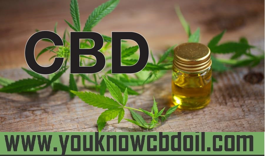 First Blog Post of You Know CBD