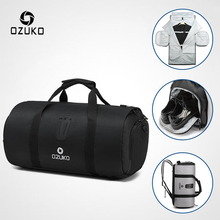 CARRY-ALL MULTI FUNCTION TRAVEL BAG