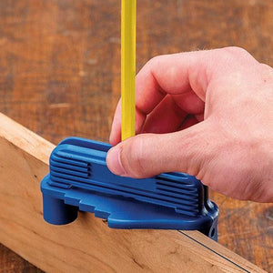 HANDY WOODWORK CARPENTER'S MARKING CENTER LINE TOOL