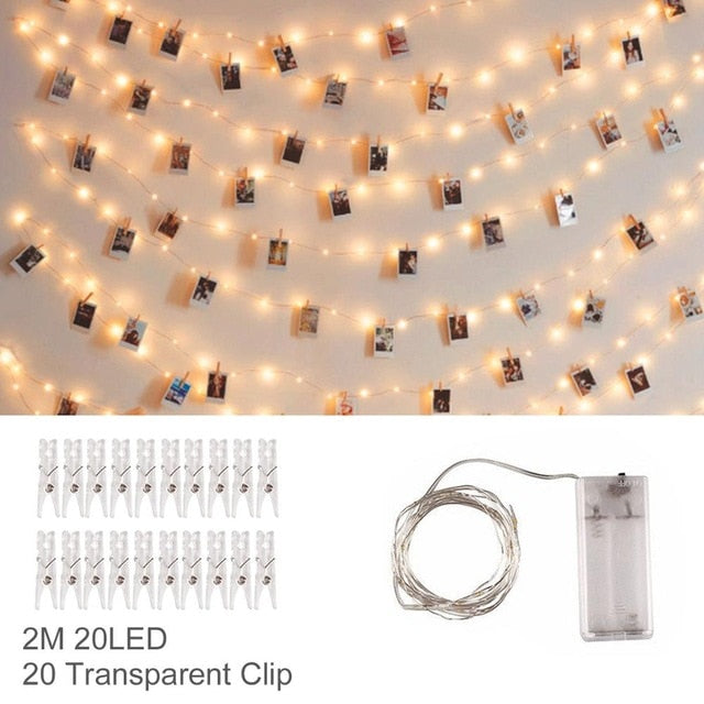 MAGNIFICENT USB CURTAIN LIGHT