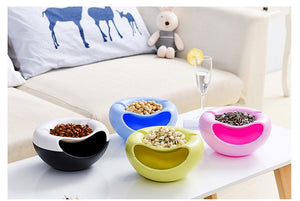 CREATIVE AND FUN MULTI-USE BOWL FOR SNACKS