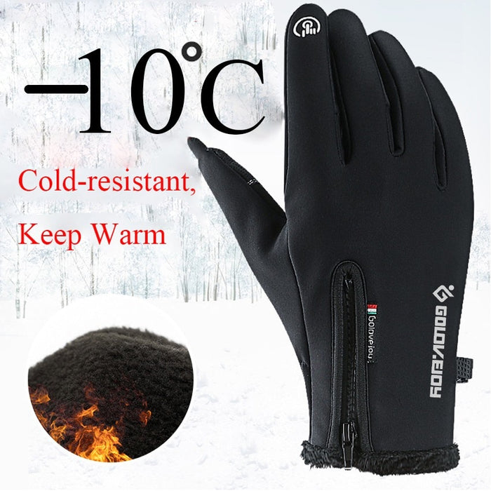 OUTSTANDING UNISEX WINTER GLOVES