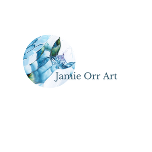 Jamie Orr is an abstract expressionist artist located in Rockaway Beach, New York. Jamie's work is characterized by beautiful, calming color combinations and rich depth. Jamie is inspired by nature, specifically the beach and her surroundings in Rockaway.
