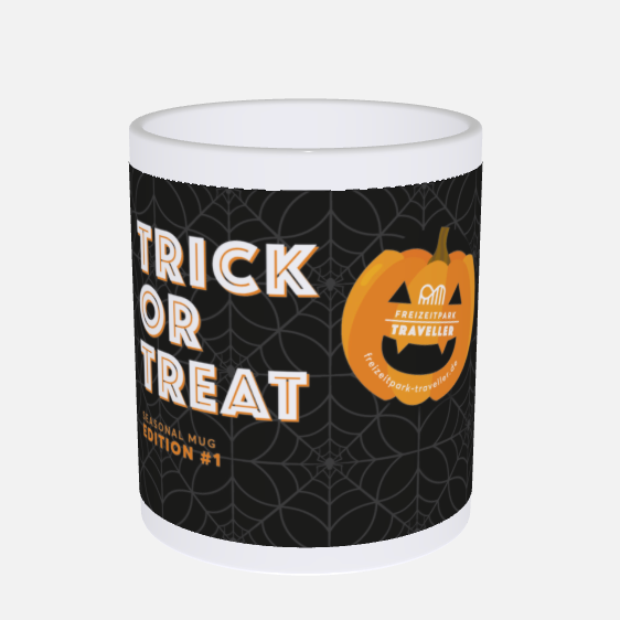 Seasonal Mug Edition Halloween