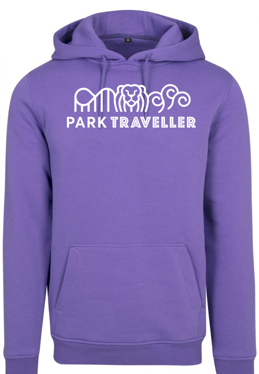 Park Traveller Hoody Dark Plum