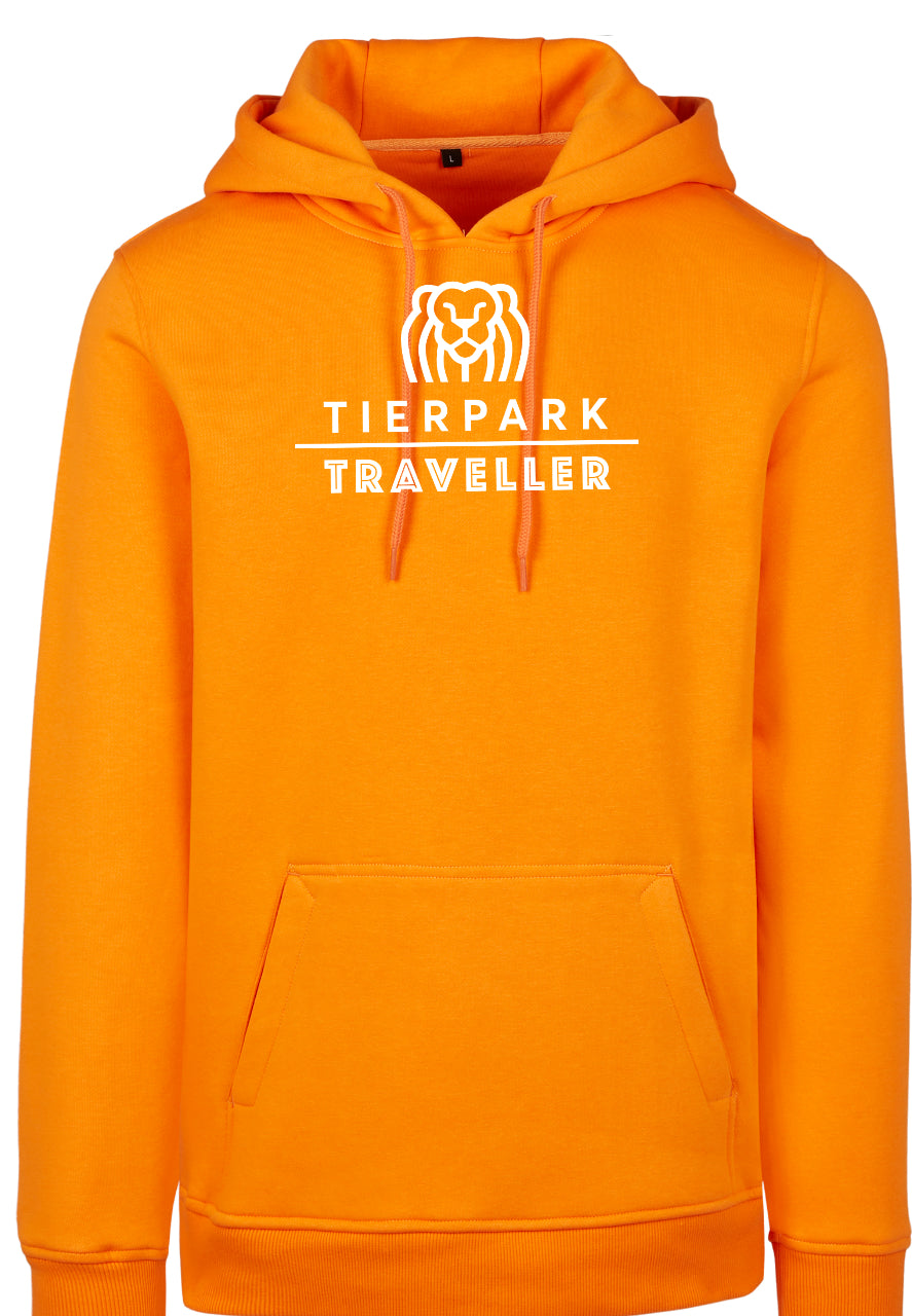 Tierpark Traveller Hoody Orange Bird