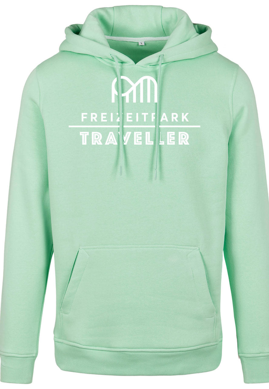 Hoody Mint Green