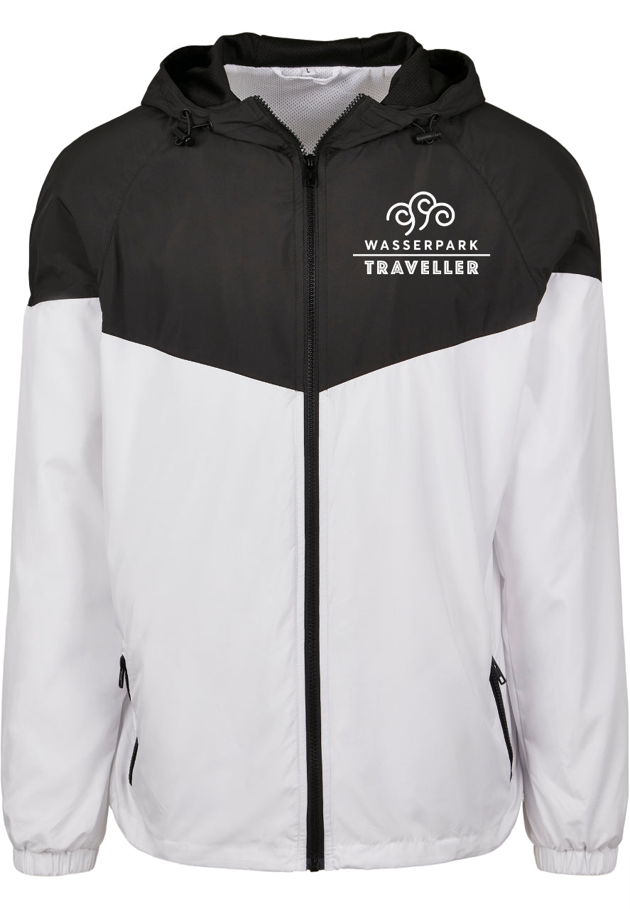 Wasserpark Traveller Windrunner Black & White