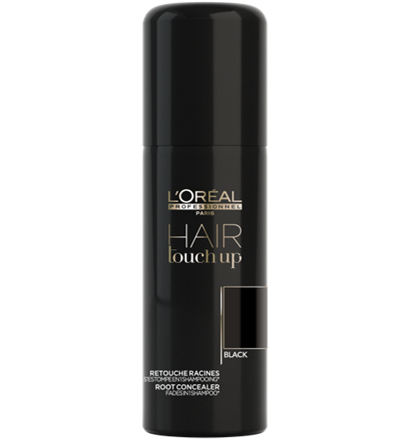 Hair Root Touch Up 75ml Black