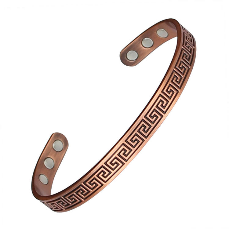 Energy Copper Magnetic Bracelet_CBG016