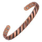 Energy Copper Magnetic Bracelet_CBG058