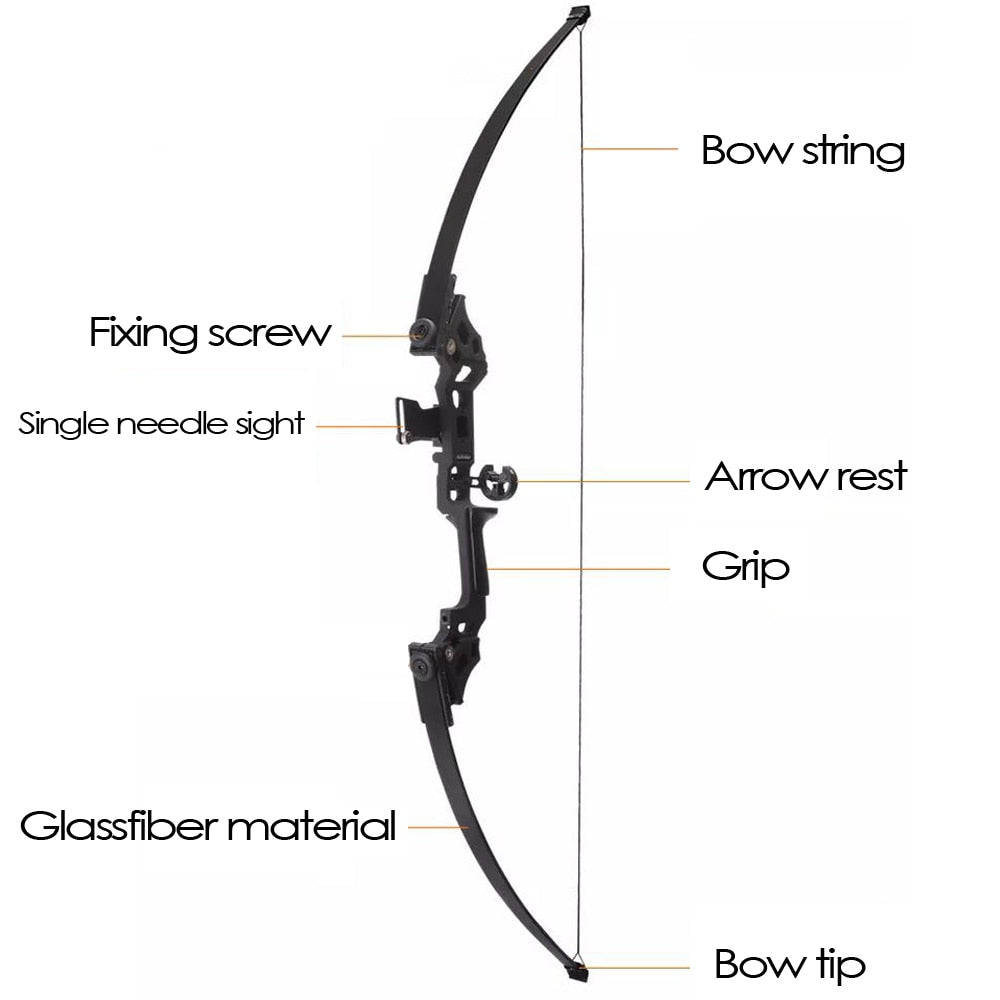 Professional Bow Arrows For Outdoor Hunting