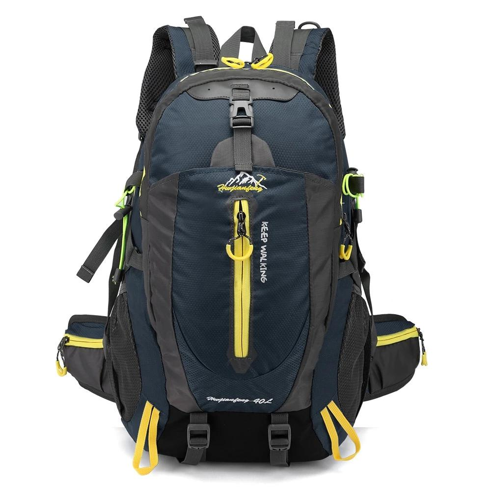 Waterproof Climbing Backpack Rucksack 40L