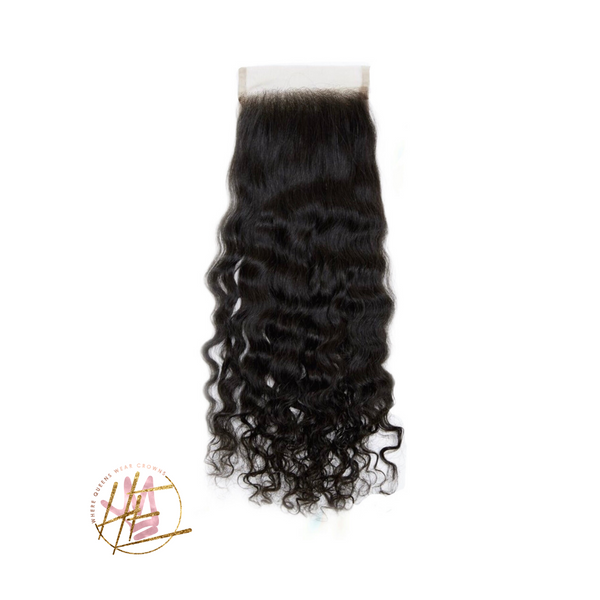 Noble Curly Closures