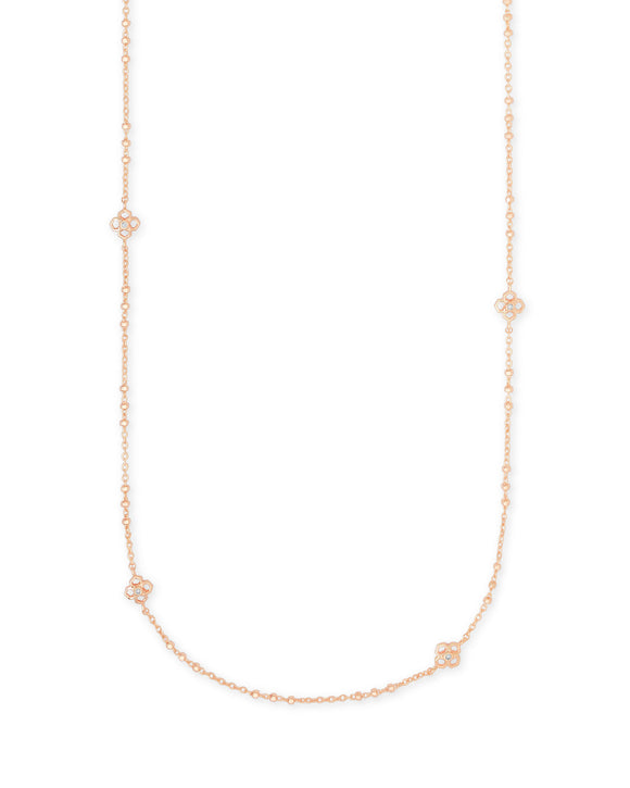 Rue Long Necklace