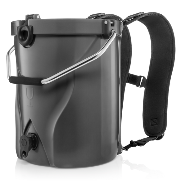 BACKTAP BACKPACK COOLER CHARCOAL