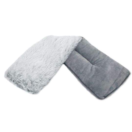 Marshmallow Gray Warmies Neck Wrap (19