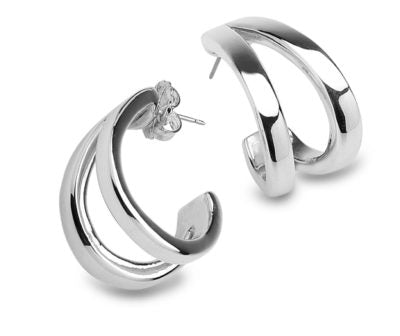 Simon Sebbag Split Hoop Earrings