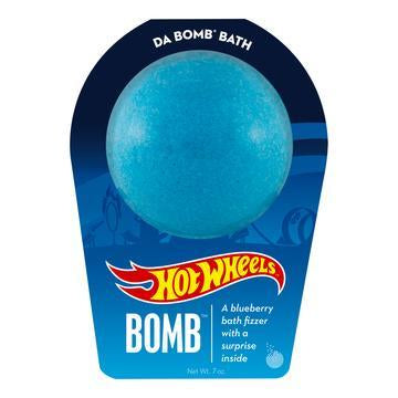 HOT WHEELS BATH BOMB BLUE