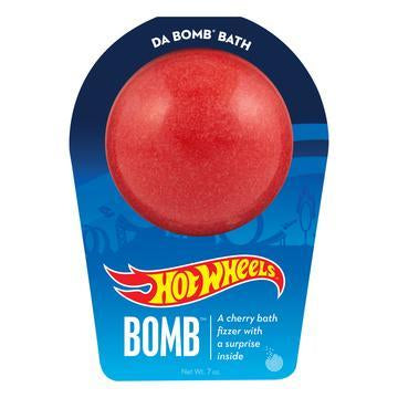 Red Hot Wheels Bomb