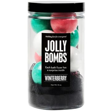 JOLLY BATH BOMB JAR