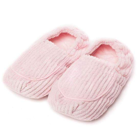 Pink Warmies Slippers