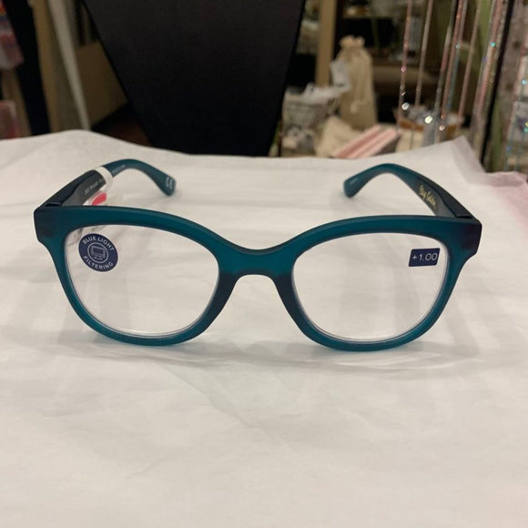 Teal & Blush Readers