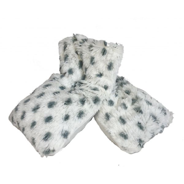 Warmies Plush Neck Wrap Snowy