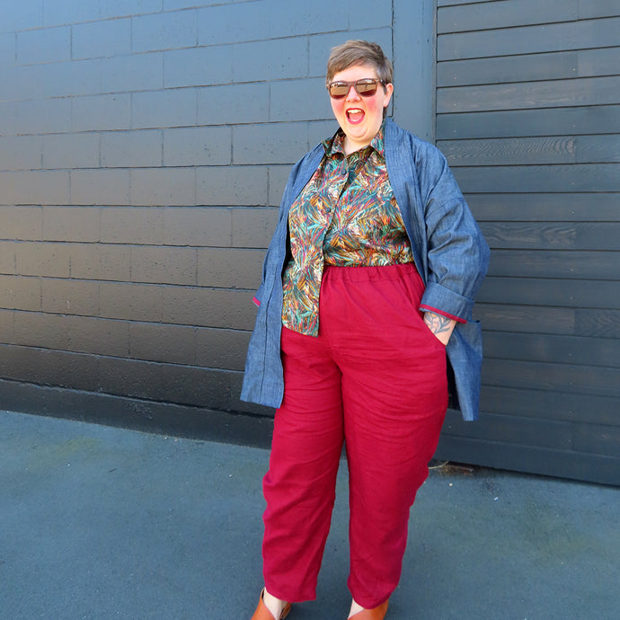 Styling your Birchgrove Pants