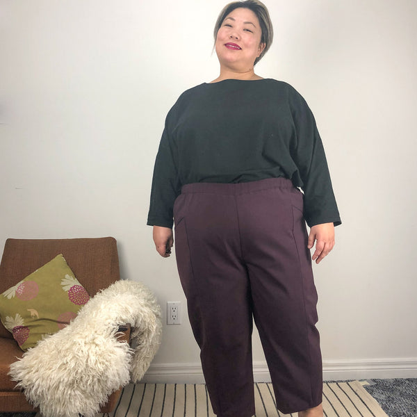 What size Sculthorpe Pants should you make?