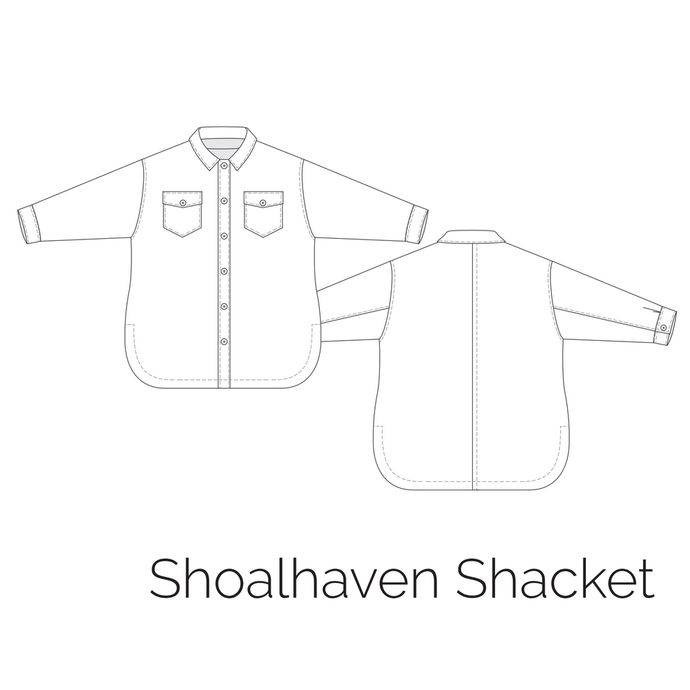 Shoalhaven Shacket, soon!