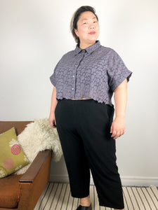 Waikerie Shirt Sewing Pattern PDF