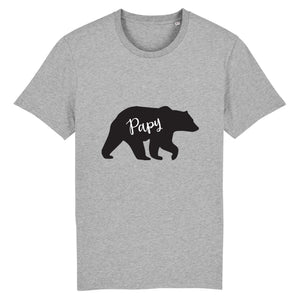 Stanley/Stella Rocker - DTG - T-shirt Papy Ours