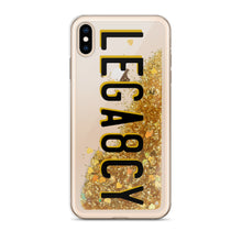 Load image into Gallery viewer, Lega8cy Liquid Glitter Phone Case