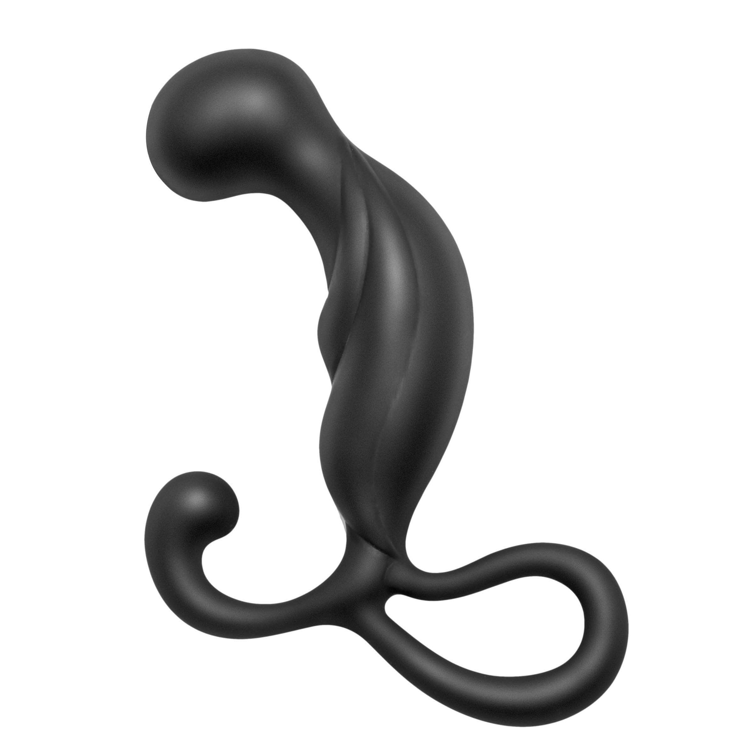 Pathfinder Silicone Prostate Plug With Angled Head