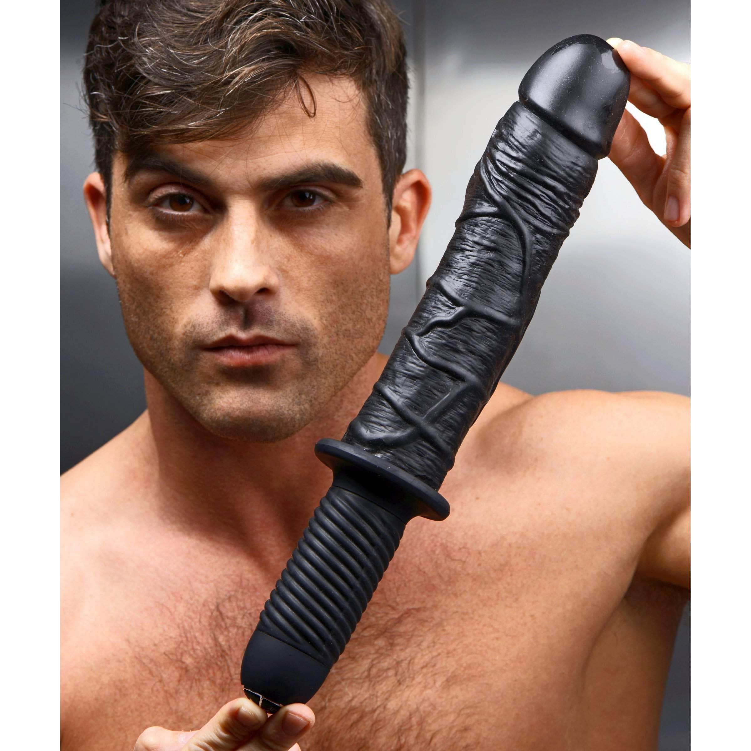 The Violator - 13 Mode Xl Dildo Thruster