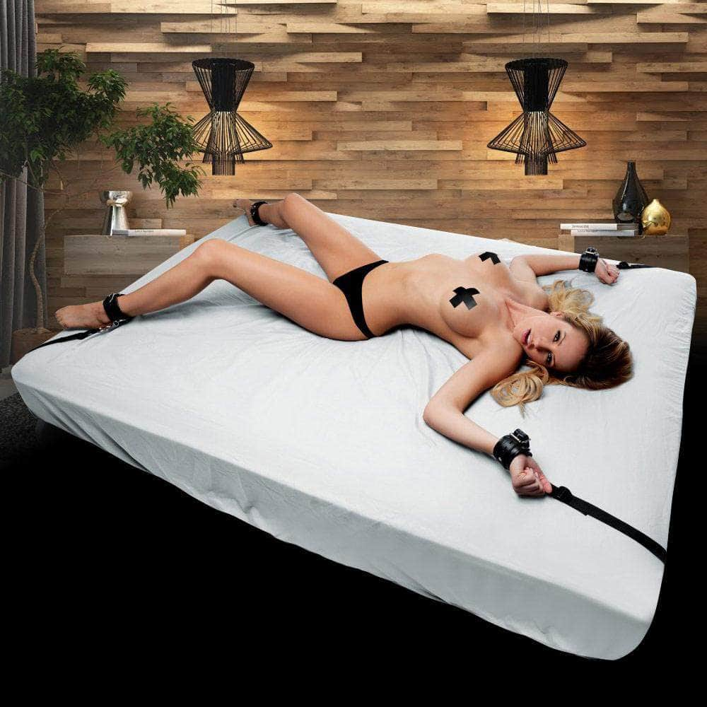 Deluxe Bed Restraint Kit