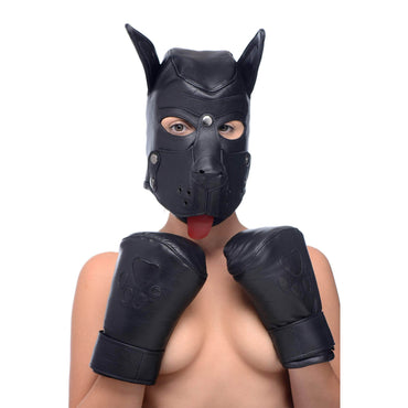 Strict Leather Premium Puppy Play Set