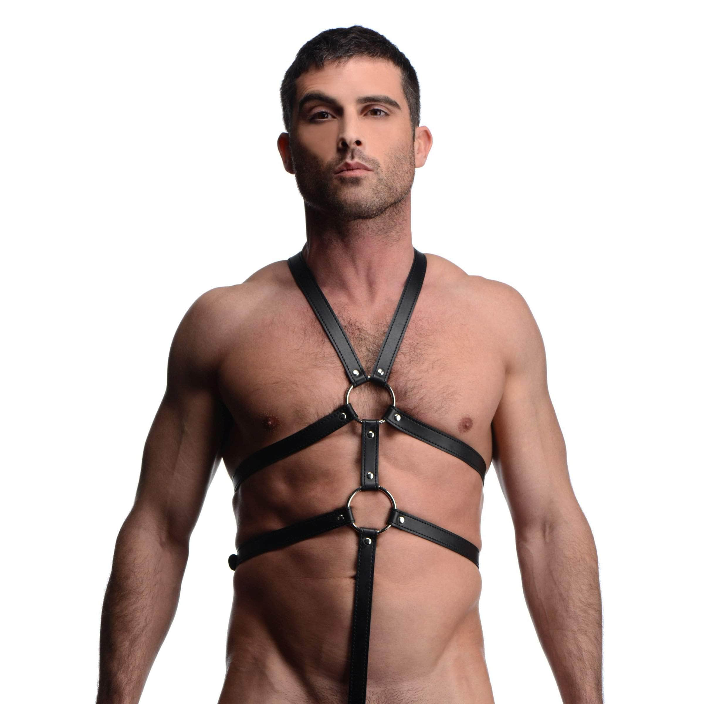 Male Full Body Harness