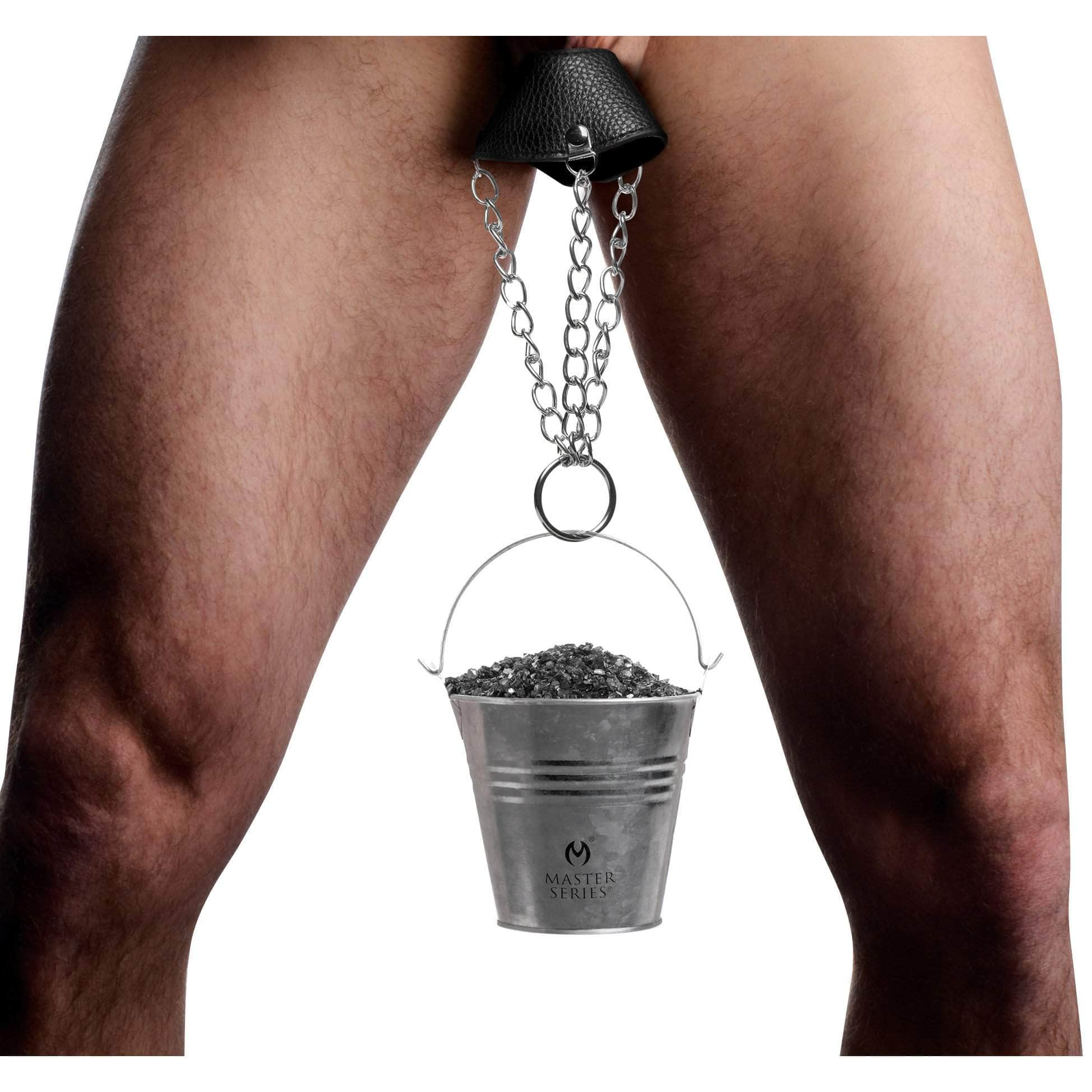 Hells Bucket Ball Stretcher