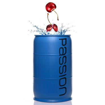 Passion Cherry Flavored Lubricant - 55 Gallon Drum