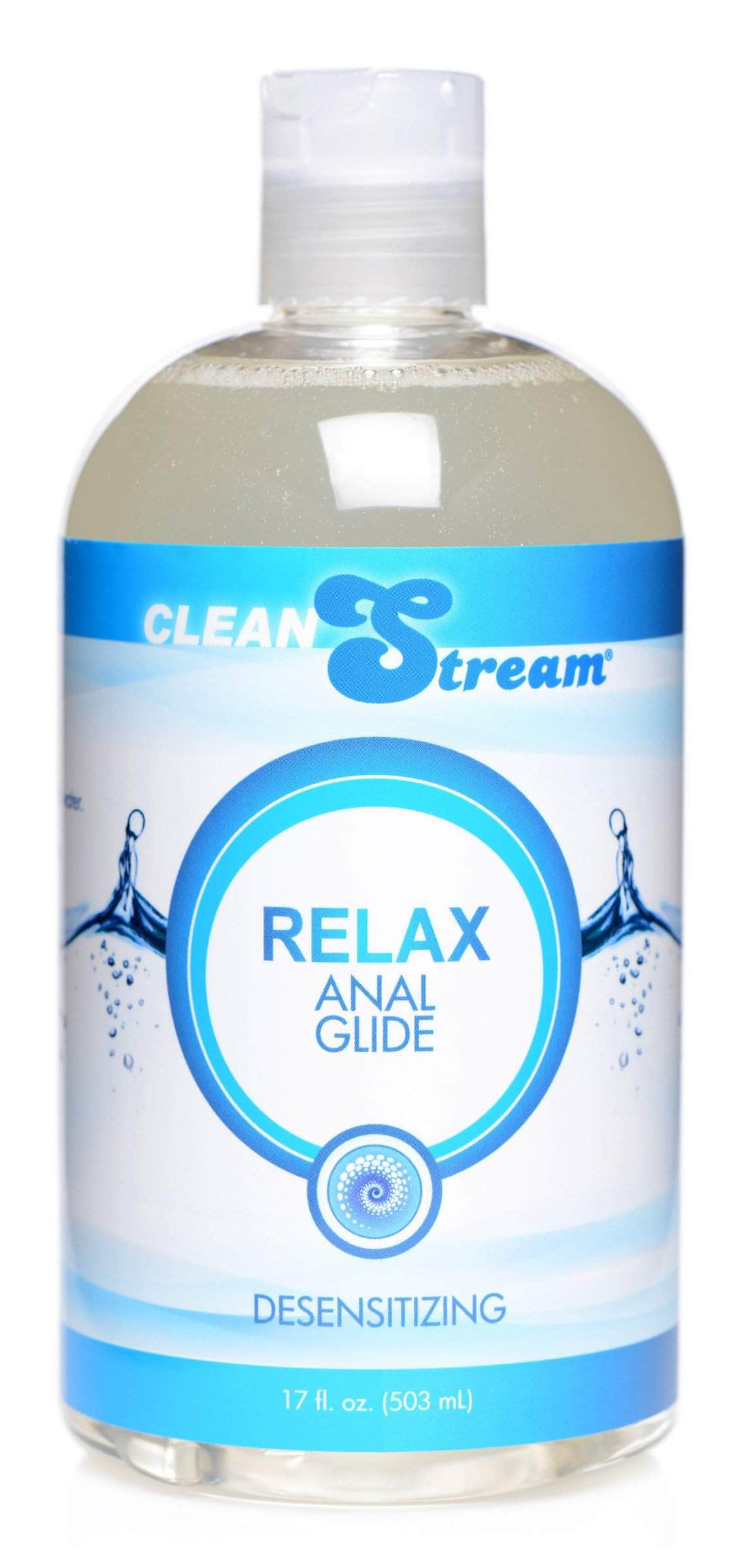 Relax Desensitizing Anal Glide 17 Oz