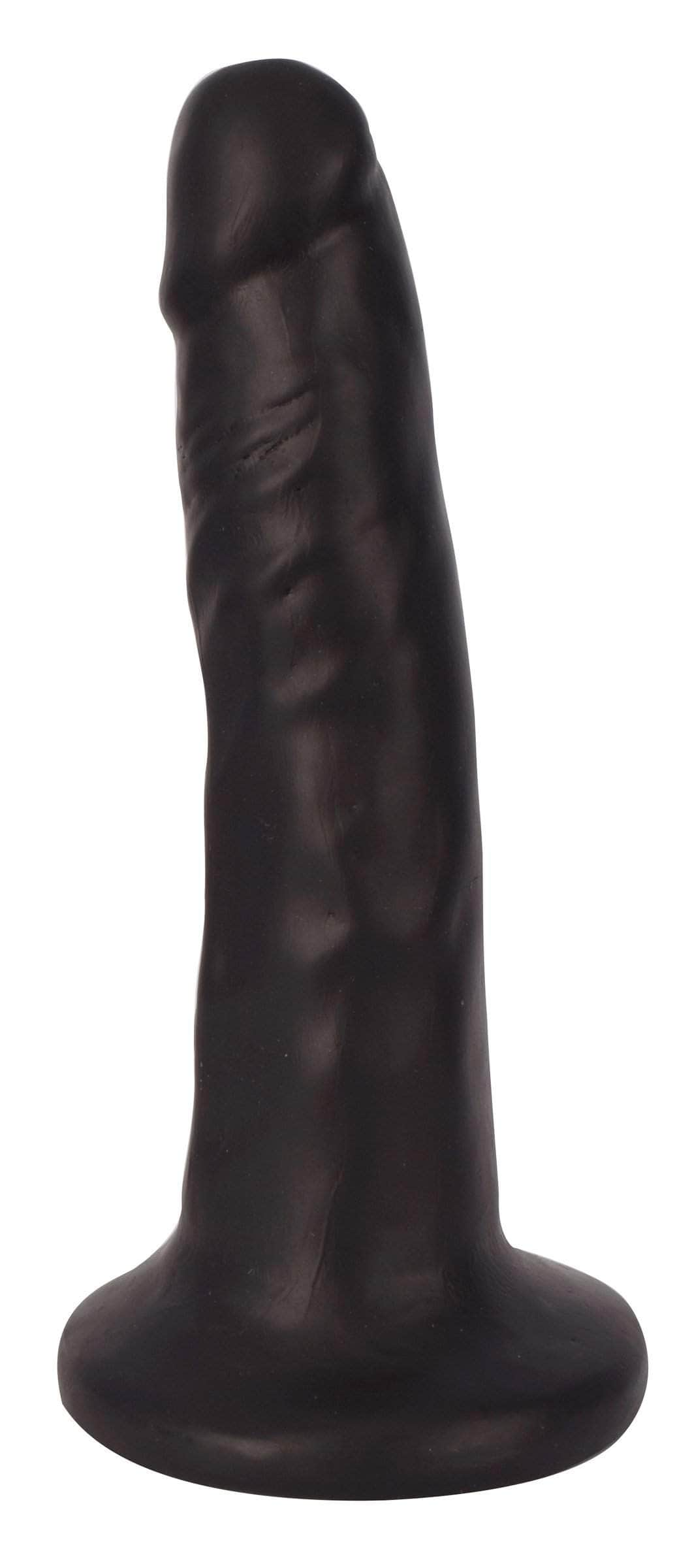 Thinz 6 Inch Slim Dong - Dark