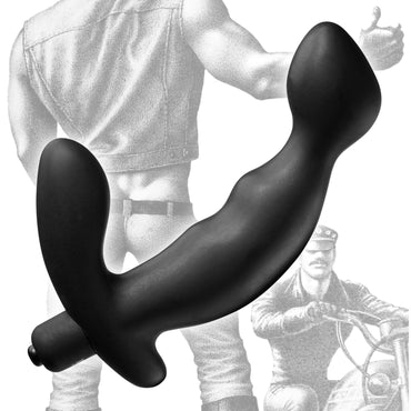 Tom Of Finland Silicone P-spot Vibe
