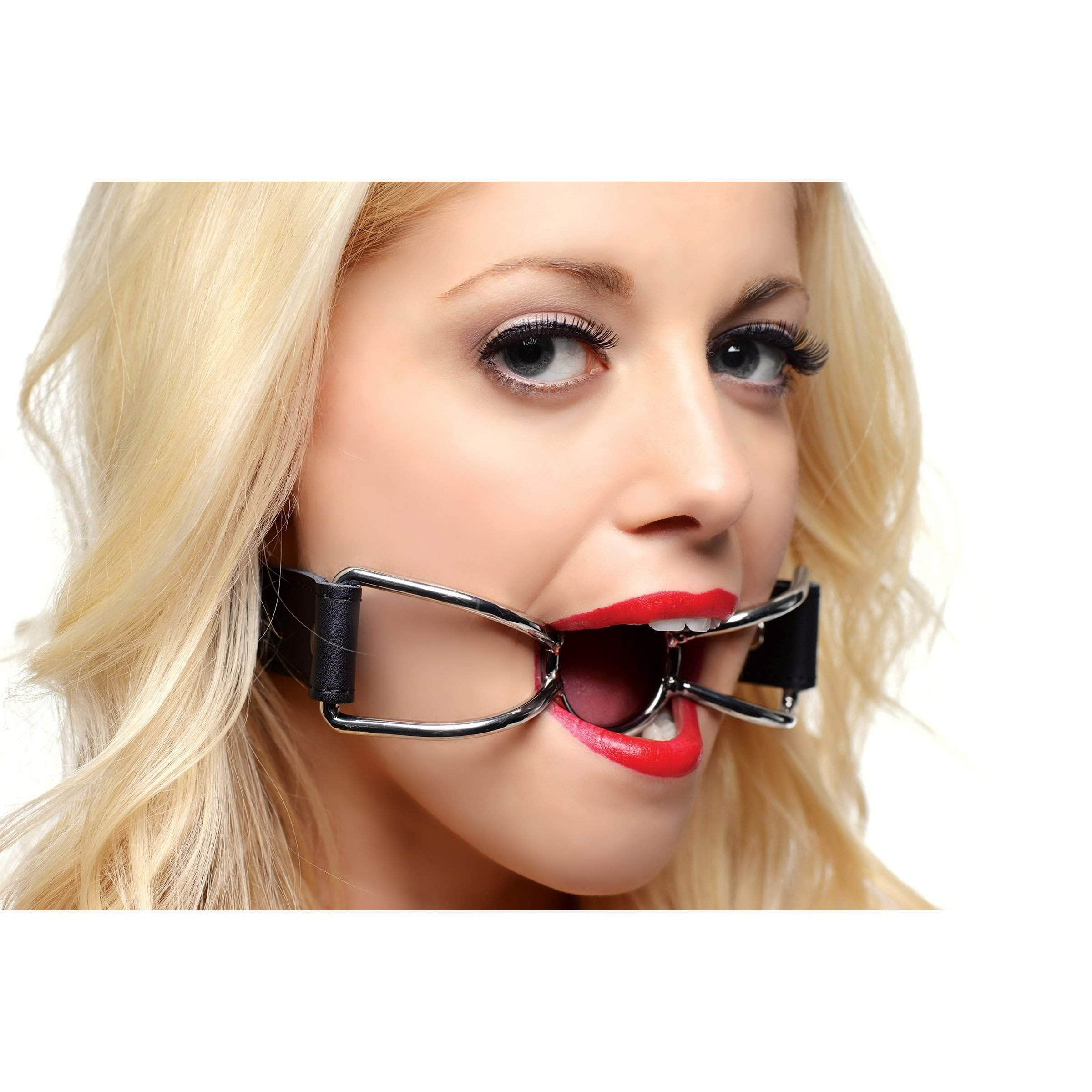 Spider Open Mouth Gag