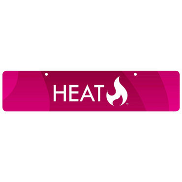 Heat Display Sign