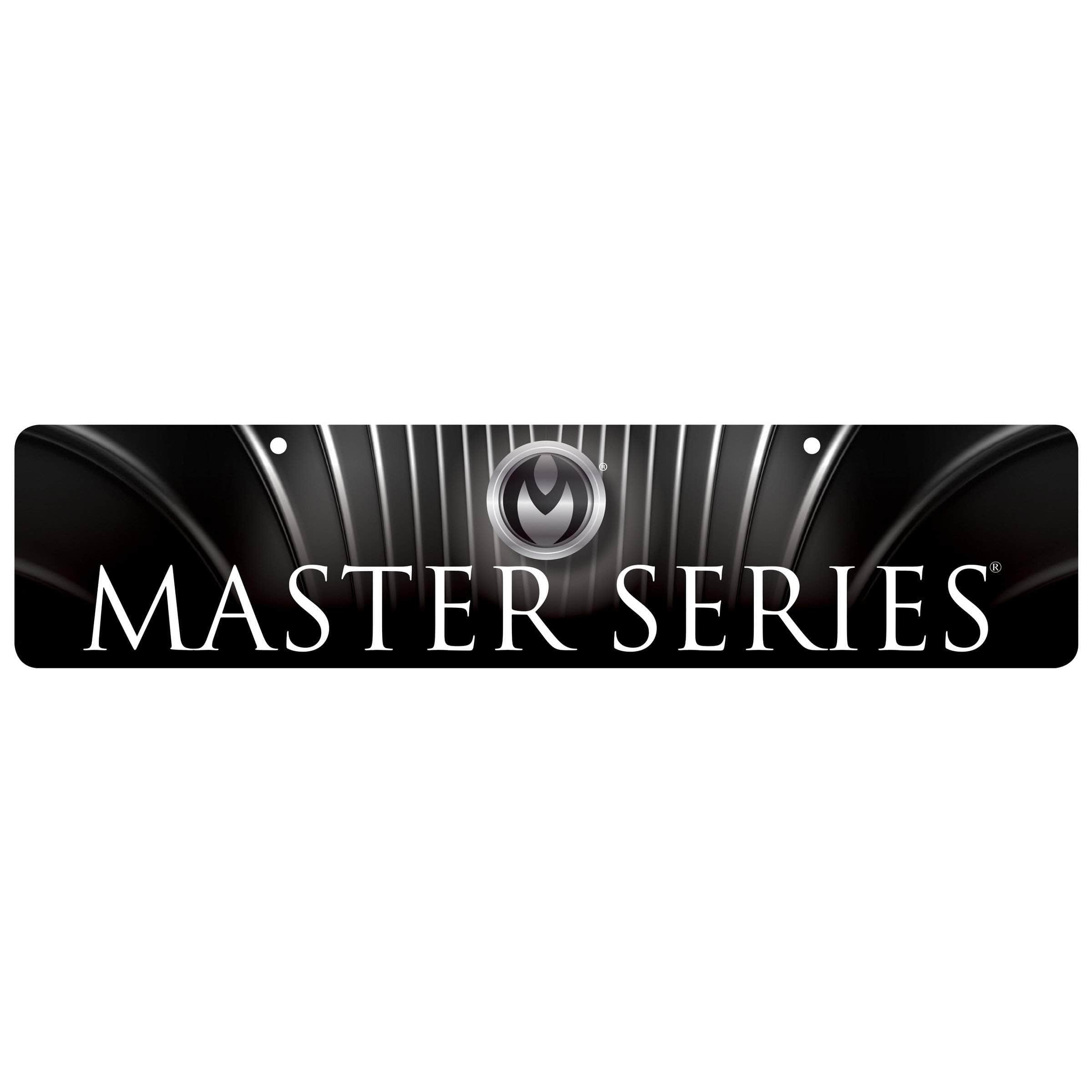Master Series Display Sign