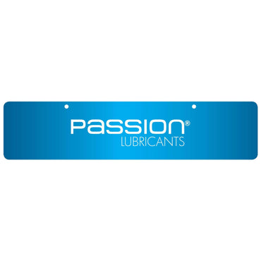 Passion Display Sign