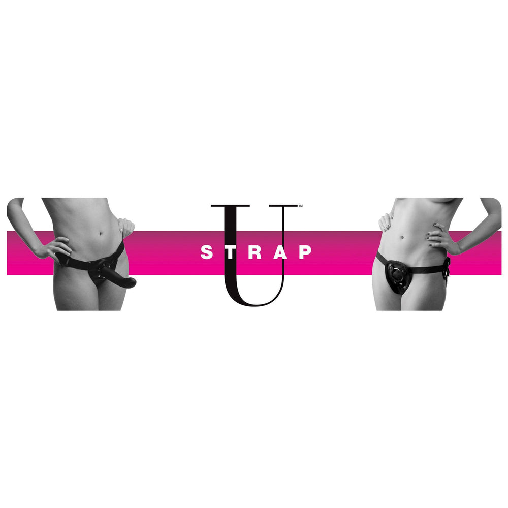 Strap U Display Sign